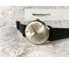 NOS TECHNOS Vintage swiss hand winding watch Cal. FHF 76 BEAUTIFUL *** NEW OLD STOCK***
