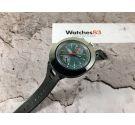 NYON Vintage swiss chronograph manual winding watch Valjoux 7734 *** BULLHEAD ***