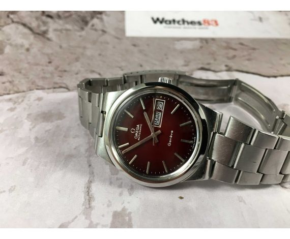 OMEGA GENÈVE Vintage swiss automatic watch Ref 166.0170-366.0833 Cal. 1022 *** SPECTACULAR ***
