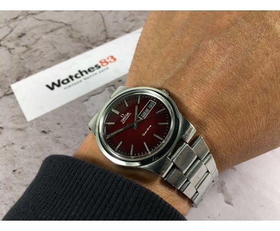 OMEGA GENÈVE Reloj suizo antiguo automático Ref 166.0174-366.0833 Cal. 1022 *** ESPECTACULAR ***