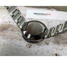 LONGINES ADMIRAL reloj suizo Vintage automático Gran diámetro UFO HIGH BEAT Cal. 431 DIAL ESPECTACULAR *** PLATILLO VOLADOR ***