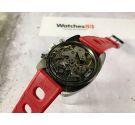 VALGINE Ref. 4050/1 Vintage swiss hand winding chronograph watch Valjoux 7734 *** PANDA DIAL ***
