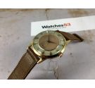 NOS CHATEL Vintage swiss hand winding watch OVERSIZE: 39.8 mm AWESOME *** NEW OLD STOCK ***