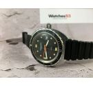 Aquastar SA Genève ATOLL Nemrod Vintage swiss Diver automatic watch Cal AS 2063 *** COLLECTORS ***