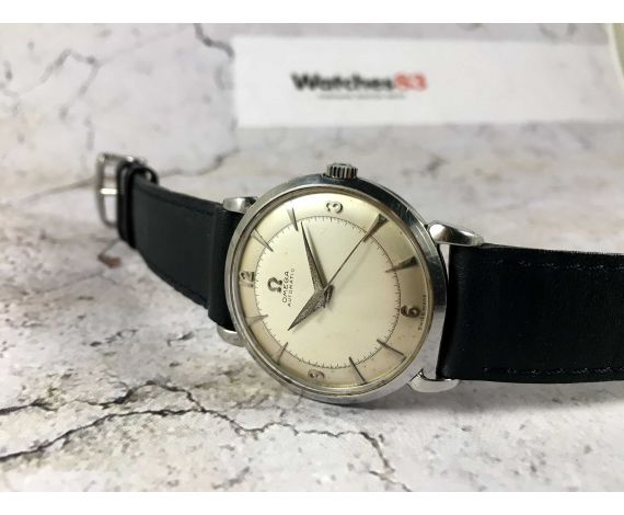 OMEGA Ref. 2445-3 Vintage swiss automatic watch Cal. 354 BUMPER *** SPECTACULAR ***