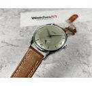 NOS DUWARD Vintage swiss manual winding watch COLLECTORS Oversize *** NEW OLD STOCK ***