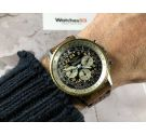 BREITLING NAVITIMER COSMONAUTE Ref 81600 Vintage chrono swiss hand winding watch Cal B12 (Lemania 1873) *** COLLECTORS ***