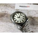 OMEGA SEAMASTER COSMIC 2000 Cal. 1012 Vintage swiss automatic watch Ref. 166.136 Band: 1198/195 *** OVERSIZE ***