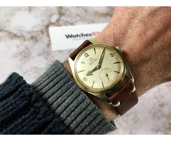 """OMEGA SEAMASTER """"RANCHERO"""" Ref PK 2990-1 Reloj suizo antiguo de cuerda Cal 267 COLECCIONISTAS Todo original *** BROAD ARROW ***"""