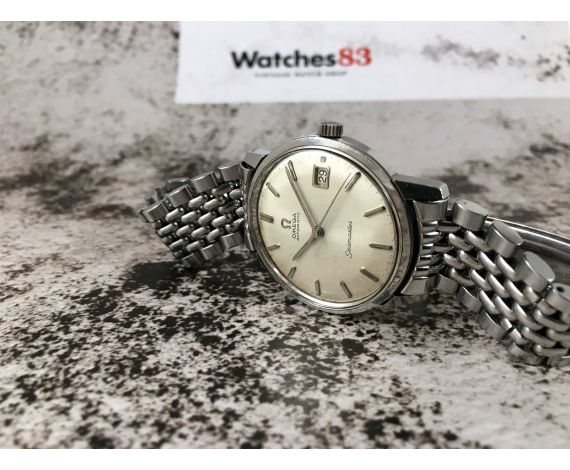 OMEGA SEAMASTER Ref. 166.002 Reloj suizo antiguo automático Cal. 562 TODO ORIGINAL *** PRECIOSO ***