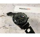 JENNY SWISS Vintage swiss diver automatic chronograph watch 20 ATM Cal. 7730 *** DIVER ***