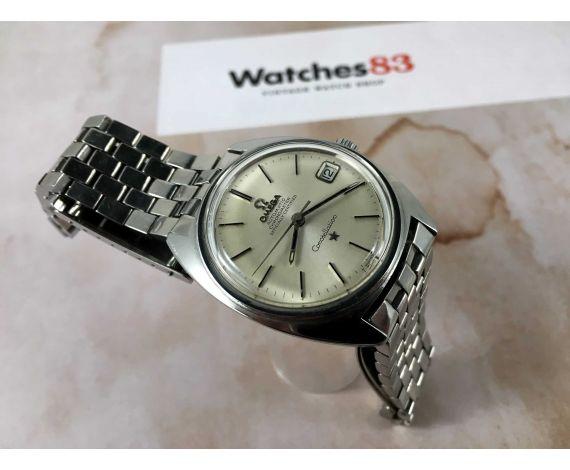 OMEGA CONSTELLATION Cronometro Oficial Certificado Reloj suizo antiguo automático Cal 564 Ref ST 168.017 *** PRECIOSO ***