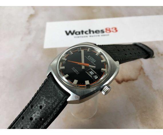 KASTER AUTOMATIC PERPETUA Ref. 1847 Vintage swiss automatic watch Cal. ETA 2630 *** BEAUTIFUL ***