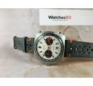 HERMA Vintage chronograph swiss automatic watch Cal. 12 *** SPECTACULAR ***