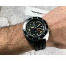 AQUASTAR SA GENÈVE BENTHOS 500 Vintage DIVER swiss automatic watch Cal. AS 2162 ALL ORIGINAL COLLECTORS *** ICONIC WATCH ***