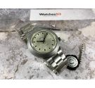 NOS OMEGA GENÈVE CHRONOSTOP UFO Cal 920 Oversize Ref 146.012 Vintage swiss hand wind chronograph watch *** NEW OLD STOCK ***
