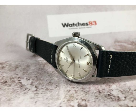 TUDOR ROLEX OYSTER ROYAL Ref. 7934 Vintage swiss hand winding watch SMALL ROSE *** COLLECTORS ***