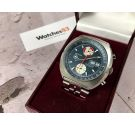 CERTINA CHRONOLYMPIC Vintage chronograph automatic swiss watch Cal. Certina 674 (7750) MINT with box *** SPECTACULAR ***