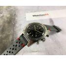 LATOR Vintage swiss hand winding chronograph watch Cal. Landeron 248 Spectacular DIVER *** 20 ATM ***