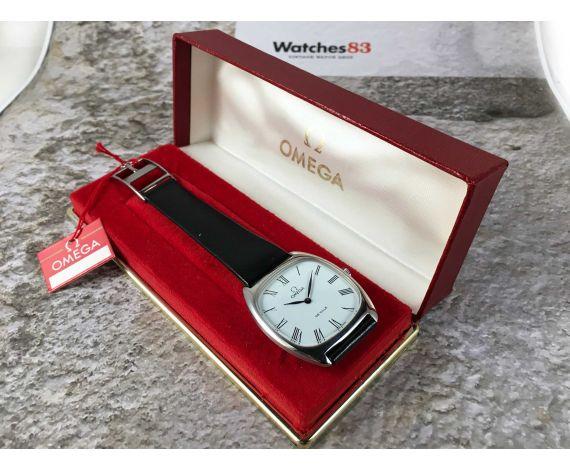 NOS OMEGA DE VILLE reloj suizo antiguo de cuerda Cal. 625 *** NUEVO DE ANTIGUO STOCK ***