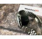 SEIKO PANDA Vintage automatic chronograph watch Ref. 6138-8020 Cal. 6138-B SPECTACULAR PATINA DIAL *** ALL ORIGINAL ***