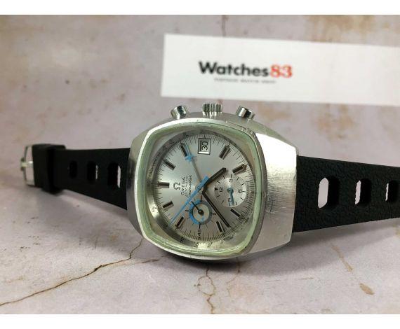 OMEGA SEAMASTER JEDI reloj cronógrafo automático vintage Cal. 1040 Ref. 176.005 22 jewels *** PRECIOSO ***