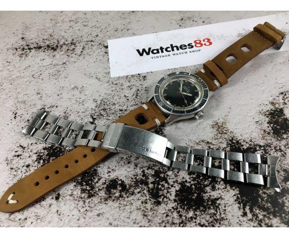 ZENITH A3630 Reloj vintage suizo automático DIVER SUB SEA Cal. 2542 PC *** COLECCIONISTA ***