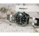 DUWARD AQUASTAR CONTINUAL 200M Vintage Diver swiss automatic watch 20 ATM Cal. ETA 2472 Ref. 1341 *** SUPER COMPRESSOR ***