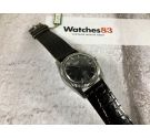 NOS MIRAMAR GENÈVE WRISTWATCH Vintage hand wind Rolex Oyster Datejust Type Cal. FHF ST 96-4 *** NEW OLD STOCK ***
