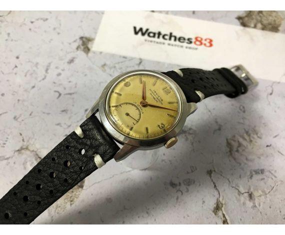 INVICTA Reloj suizo antiguo de cuerda Cal. AS 1130 PRECIOSO *** DIAL TROPICALIZADO ***
