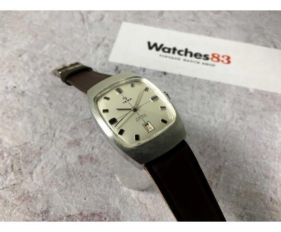 NOS YEMA Reloj suizo antiguo de cuerda 17 JEWELS *** NUEVO DE ANTIGUO STOCK ***