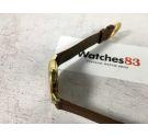 IWC PORTOFINO ROMAIN Ref. 3209 Vintage swiss automatic watch 33 JEWELS Cal. 889/1 *** 18K – 0.750 ***