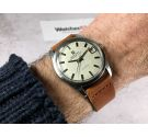 UNIVERSAL GENEVE POLEROUTER SUPER Vintage automatic swiss watch Cal. Microtor 1-69 *** BEAUTIFUL ***