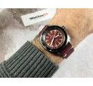 PRONTO SUBMERSIBLE Vintage swiss automatic watch Cal. ETA 2782 THREADED CROWN *** DIVER ***