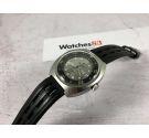 AQUASTAR SA GENÈVE SEATIME Vintage DIVER swiss automatic watch AS 2063 OVERSIZE *** ALL ORIGINAL ***