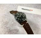 URBITA vintage swiss automatic watch Cal. Felsa 4007N oversize 20 ATM SPECTACULAR HANDS *** SKIN DIVER ***
