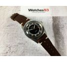 INCITUS vintage swiss automatic watch Cal. FE 3611 oversize 20 ATM Threaded crown *** DIVER ***