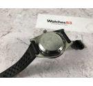 PRECIS vintage swiss automatic watch Cal. ETA 2472 oversize 20 ATM Bidirectional bezel *** DIVER ***