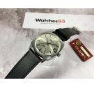 NOS LONGINES ULTRA-CHRON Ref. 7851-7 Reloj suizo vintage automático Cal. 431 *** NUEVO DE ANTIGUO STOCK ***