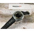 JENNY SWISS Reloj suizo antiguo automático 5 ATM Cal. 2452 bisel bidireccional *** DIVER ***