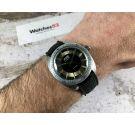 JENNY SWISS Vintage swiss automatic watch 5 ATM Cal. 2452 bidirectional bezel *** DIVER ***