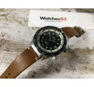 FORTIS SUPER WATERPROOF 400 VACCUM Ref. 7237 Vintage swiss manual winding watch Cal. IHF ST 96-4 OVERSIZE *** DIVER ***