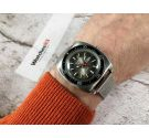 DUWARD AQUASTAR 200M Vintage swiss automatic watch Cal. ETA 2789 OVERSIZE *** DIVER ***