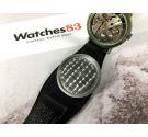 Certina Reloj suizo antiguo militar de cuerda Cal KF310 *** ESPECTACULAR ***