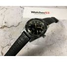 ELECTRA Vintage swiss automatic watch Cal. ETA 2472 BROAD ARROW 20 ATM oversize *** DIVER ***