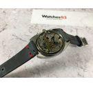 BWC SWISS Vintage swiss chronograph hand winding watch Cal Landeron 248 *** REVERSE PANDA DIAL ***