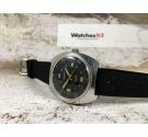 AQUASTAR SA GENÈVE SEATIME Vintage DIVER swiss automatic watch AS 1903 25 JEWELS OVERSIZE *** DIVER ***
