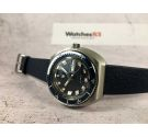 NOS LIP Vintage automatic watch DIVER 20 ATM Cal. LIP R574 OVERSIZE *** NEW OLD STOCK ***