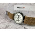 UNIVERSAL GENEVE COMPUR Vintage swiss watch Chronograph Manual winding Cal. 285 *** COLLECTORS ***