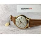 NOS KARDEX Vintage swiss hand wind watch SPECTACULAR Cal. FHF 26 Plaqué OR *** NEW OLD STOCK ***